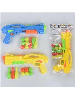 Пистолет с шариками 810-2 (192/2) 2 вида, 1шт в кульке [77364]