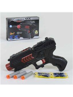 Пистолет Т 1 (144) с водяными пулями и мягкими патронами, в коробке [70888]