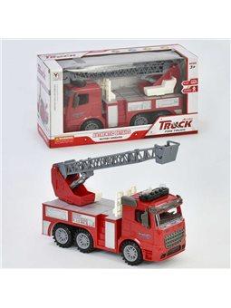 Пожарная машина 98-616 А (36) свет, звук, в коробке [68917]