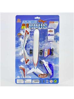 Самолет 2000 А (144/2) инерция, на листе [52348]