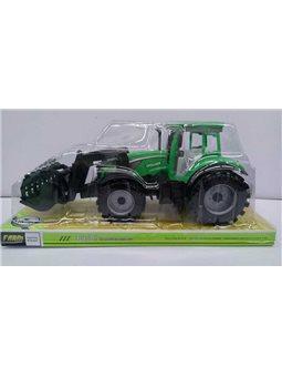 Трактор 0488-400/0488-500 (72/2) инерция, в слюде [81842]