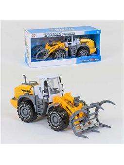 Трактор с захватом 9998-3 С (24/2) инерция, подвижный захват, в коробке [63415]