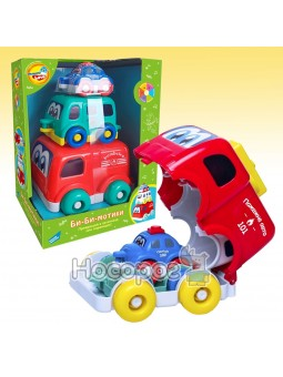 Машинки Би-би-мотики 618