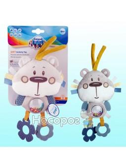 Игрушка плюшевая развивающая Canpol babies к кроватке/коляске Pastel Friends