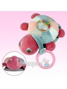 Плюшевая развивающая музыкальная игрушка Canpol babies Морская черепаха