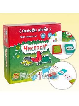Настольная игра Турбосчёт УКР003