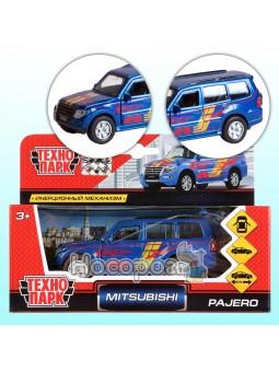 Автомодель Mitsubishi Pajero Sport SB-17-61-MP-S-WB