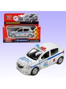 Автомодель Renault Sandero Полиция SB-17-61-RS(P)