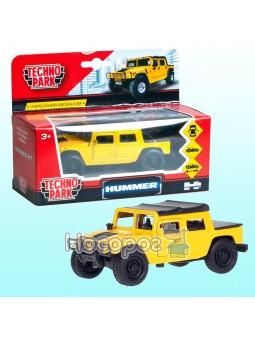 Автомодель Hummer H1 [SB-18-09-H1-N (Y) -WB]