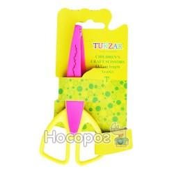 Ножиці TZ-6923 дитячі, з фігурними лезами, 13,7 см (24/144)