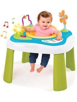 """110224 Дитячий ігровий стіл Cotoons """"Квіточка"""" зі з'ємним стільцем, зі звук. та світл. еф., 2 види, 6 міс.+"""
