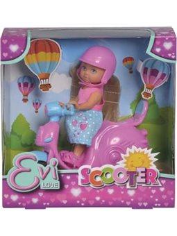 5733345 Кукольный набор Эви На скутере, 3