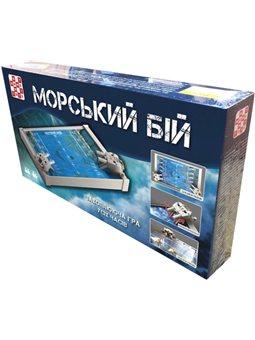 NT1234 Детская настольная игра Морской бой, 5+