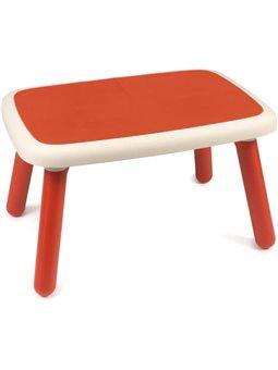 880403 Стол детский, красный, 18 мес.