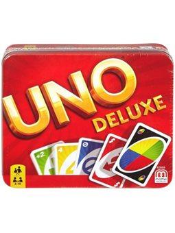 Карткова гра UNO Делюкс [K0888]