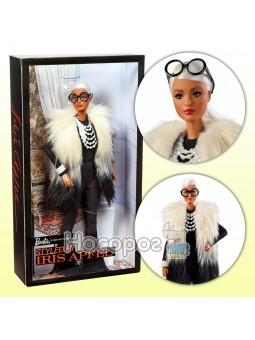Коллекционная кукла Barbie от Айрис Апфель FWJ27