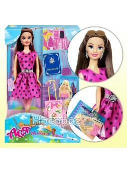 Кукла Ася с аксессуарами 35136