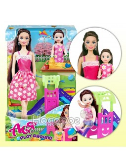 Кукла Ася с аксессуарами 35141