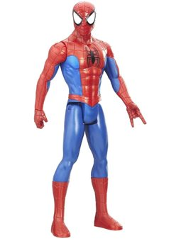 Фігурка Людини-павука Пауер Пек зі звуковими і світловими ефектами [Кі019569]