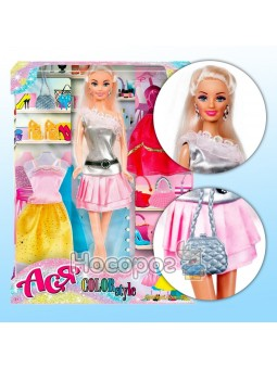 Кукла Ася с аксессуарами 35139