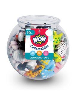 Животные в банке WOW Toys (52 штуки) [10266]