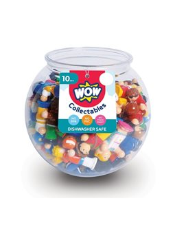 Фигурки в Банке WOW Toys (80 штук) [10265]