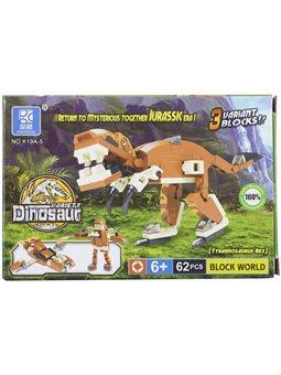 Конструктор Mindbox Dinosaurs в ассорт. [K19A]