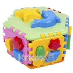 """Игрушка куб """"Умный малыш Гиппо ТехноК"""""""