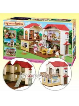 Игровой набор Большой дом со светом 5302