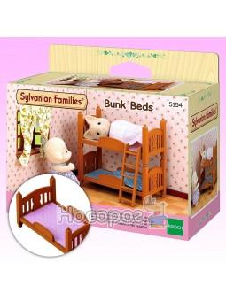 Игровой набор Двухэтажная кровать 5154