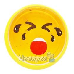 Игрушка-Лизун Смайл с глиттер ароматизированные с браслетом №8189