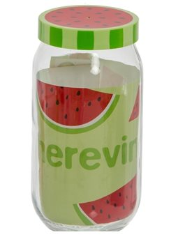Банка HEREVIN WATERMELON, 1 л [140577-000]