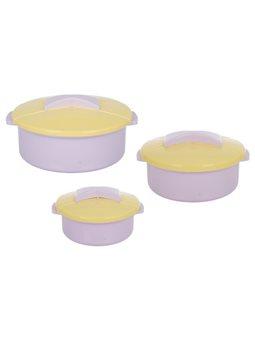 Набор контейнеров LUNA MIX, 3 предмета [BG-439]