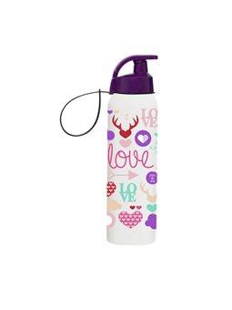 Бутылка для спорта HEREVIN Love [161405-450]