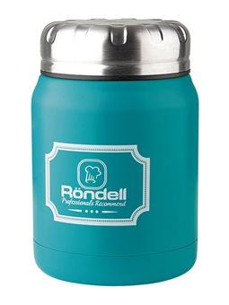 Термос для еды RONDELL Picnic Turquoise [RDS-944]