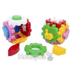 """Игрушка куб """"Умный малыш Веселая компания ТехноК"""""""