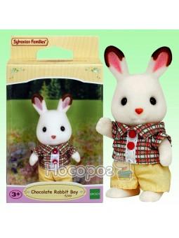 Игрушечная фигурка Шоколадный Кролик-Мальчик 5249