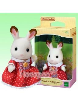 Игрушечная фигурка Шоколадный Кролик-Девочка 5250