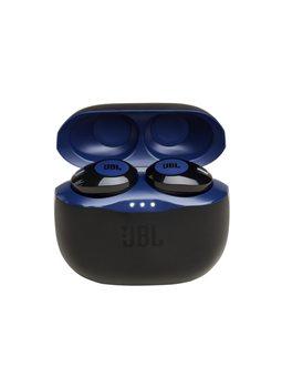 Гарнитура JBL TUNE 120TWS Blue (JBLT120TWSBLU)