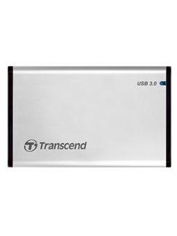 """Внешний карман для SSD/HDD Transcend Case StoreJet TS0GSJ25S3 2.5"""" [TS0GSJ25S3]"""