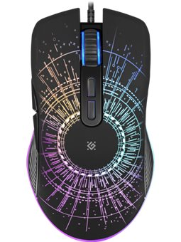 Мышь Defender Sirius GM-660L RGB (52660) [52660]