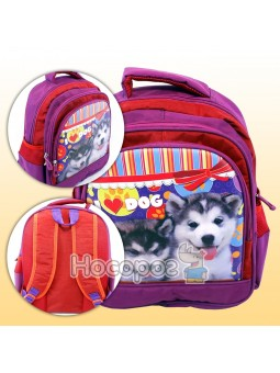 Рюкзак детский Magic I love dog 972521
