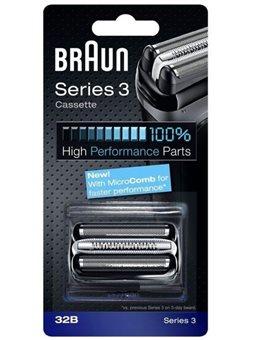 Режущий блок + сетка Braun Series 3 32B [81483728]