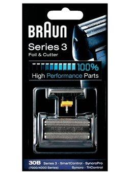 Режущий блок + сетка Braun Series 3 30B [81394067]