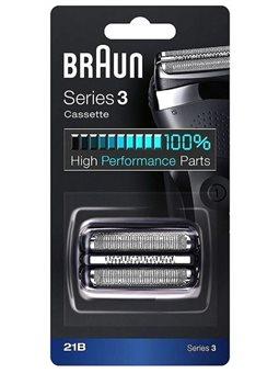 Режущий блок + сетка Braun Series 3 21B [81570020]