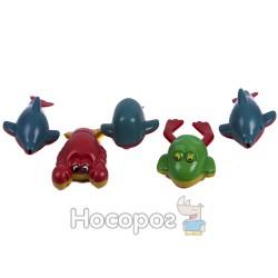 Игрушка водоплавающая М 0979 (5 игрушек) (108)