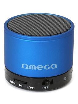 Комп.Акустика OMEGA Bluetooth OG47BL синій