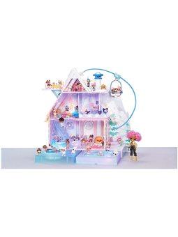 Игровой Меганабор С Куклами L.O.L. Surprise! Серии Winter Disco - Зимний Особняк [562207]