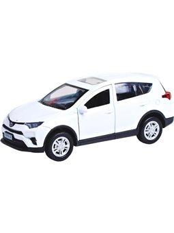 Автомодель - Toyota Rav4 (Белый, 1:32) [RAV4-WH]