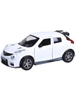 Автомодель - Nissan Juke-R 2.0 (Белый, 1:32) [JUKE-WTS]